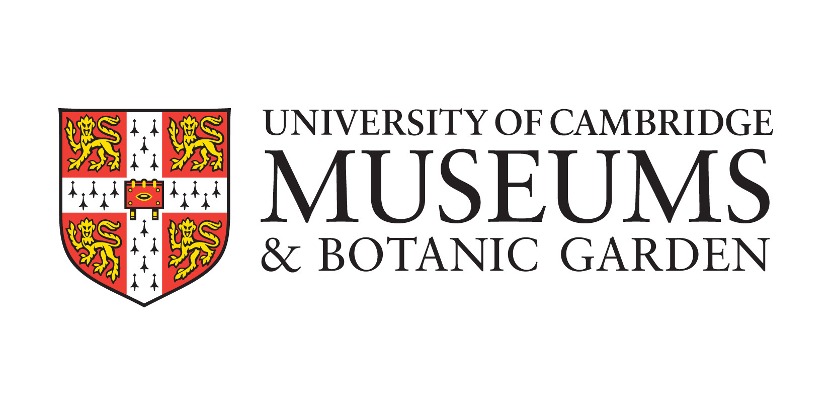 Logo of the University of Cambridge Museums and Botanic Garden