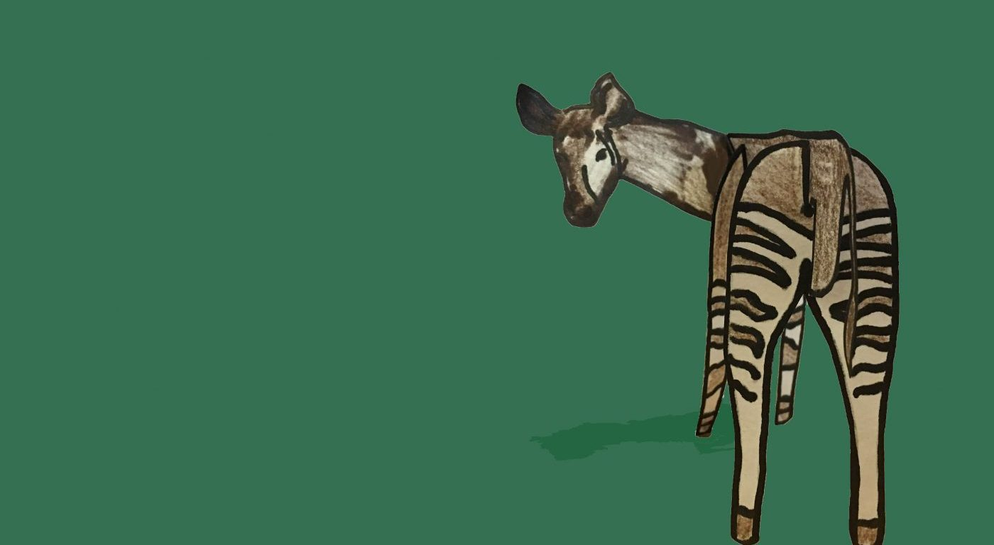 Paper okapi