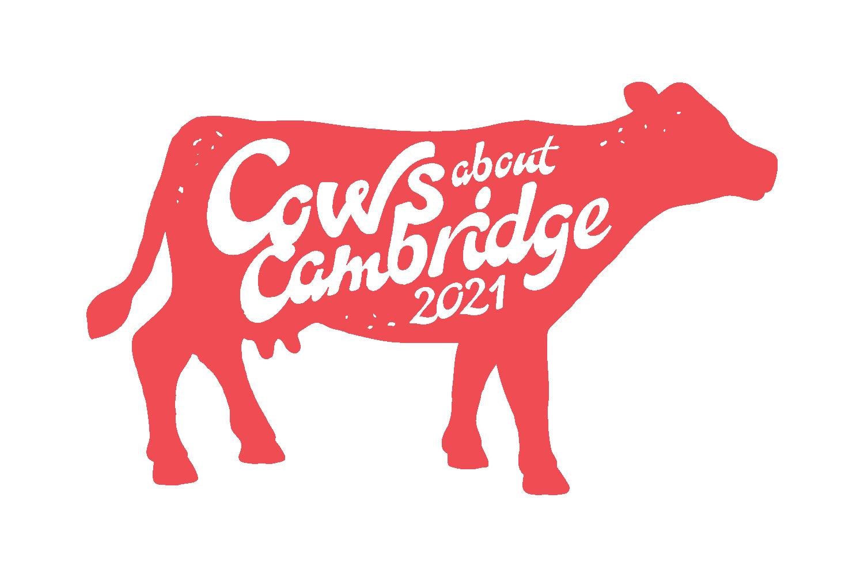 Cows About Cambridge 2021 logo